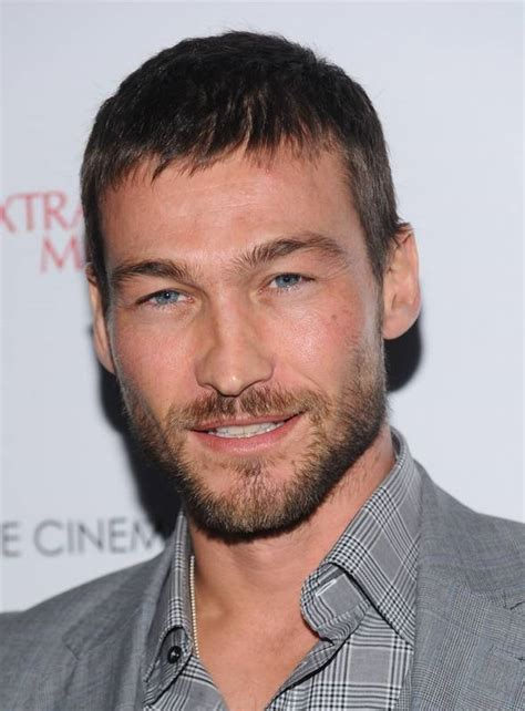 'spartacus' Star Andy Whitfield Dies At 39