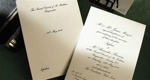 luxury personalised wedding invitations in uk the letter With luxury wedding invitations northern ireland