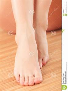 Female Feet Stock Image  Image Of Cute  Copyspace