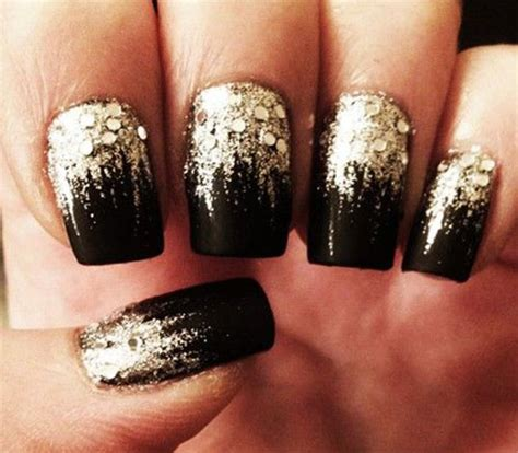 happy  year nail art designs ideas stickers