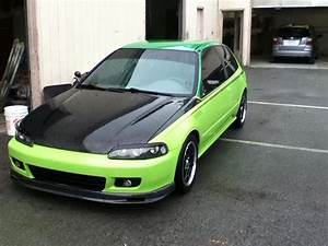 1992 Honda Eg Civic  Civic  Hatchback For Sale