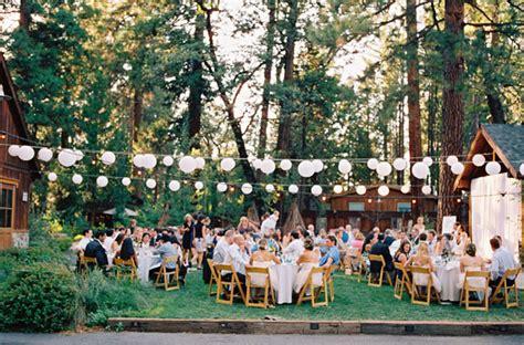 Laid-back Yosemite Wedding
