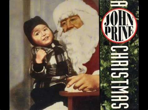 john prine  john prine christmas youtube