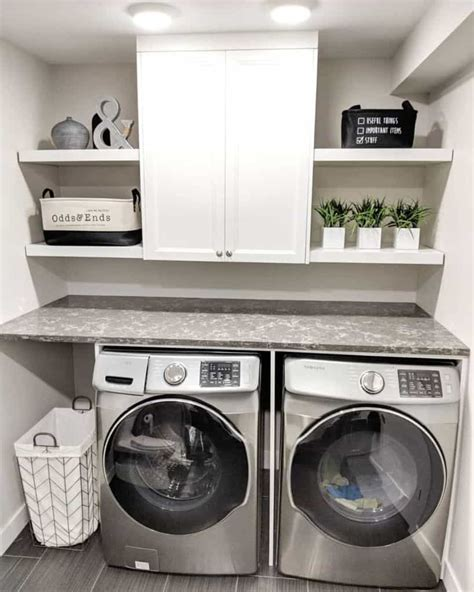 17+ Decorative Home Laundry Room Design Ideas For Girls