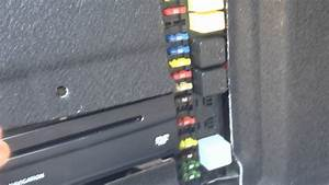 Mercede Benz Fuse Box Location