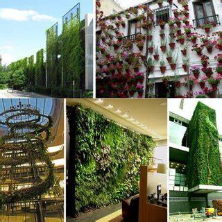 Vertical Garden Facade by Pdf Ecological Social Economical Impacts Of Vertical