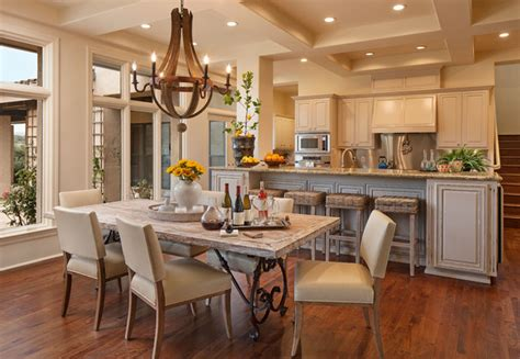 Style Homes Interior by California Contemporary Ranch Contemporary Kitchen