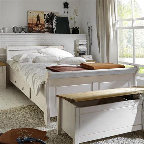 Bett 200x200 Weiß Holz by Massivholz Doppelbett Mit Schubladen 200x200 Holzbett
