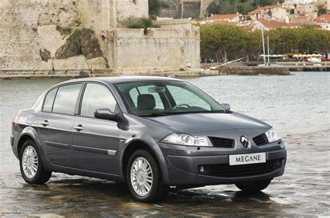 Renault Megane Sedan Specs 2006 2007 2008 2009