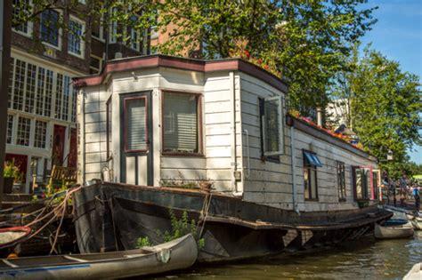 Woonboot Ijsbaanpad Amsterdam Te Koop by Woonboten