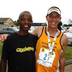 outeniqua harriers runners  swd team george herald