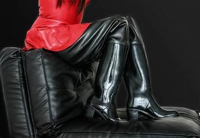 Boots Latex Skirt Wellies Waders Gummistiefel Flickr