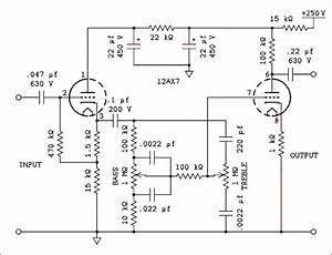 Audio Amplifiers Tone Control Circuits