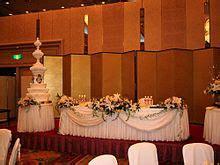 Wedding reception Wikipedia