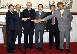 Photo: Six-Party Talks Discuss Denuclearization