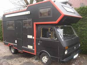 Camping Car Volkswagen : le camping car passe partout vw lt35 camping car ~ Melissatoandfro.com Idées de Décoration