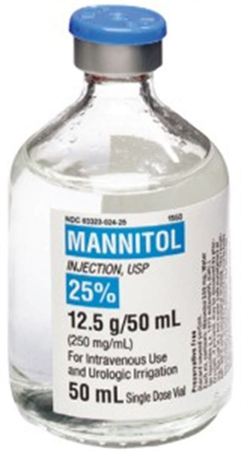 mannitol drug study nursing crib