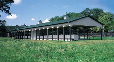 morton buildings commercial kennel  pavo georgia