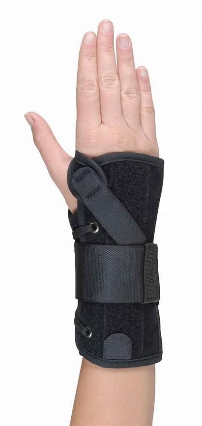 Wrist Orthosis Hely Weber Splint Lacing Suede