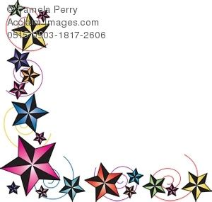 star border clipart stock photography acclaim images