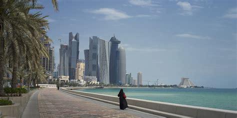 china eyes qatar   quest  build   silk road