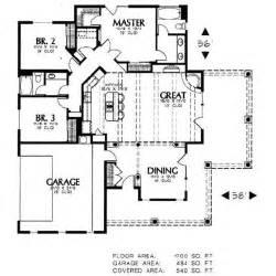 southwestern style house plans adobe southwestern style house plan 3 beds 2 baths