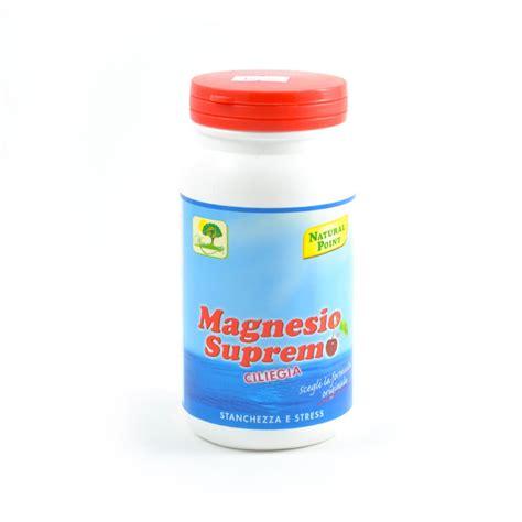 magnesio supremo in menopausa magnesio supremo integratore alimentare da 150 gr
