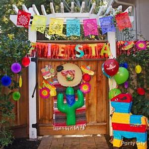 Mexican Party Decorating Ideas - Party City