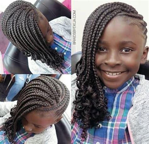 box braids  kids  perfect styles  detailed