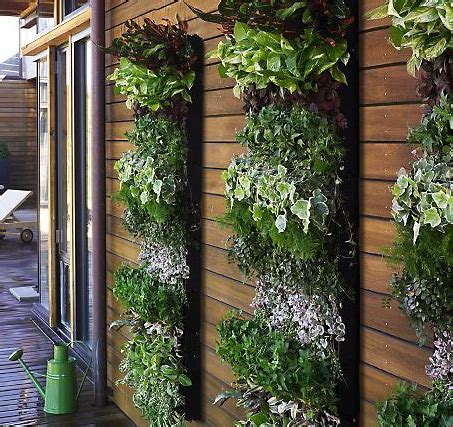 Hanging Vertical Garden by Katy Preview Hanging Vertical Garden Planters