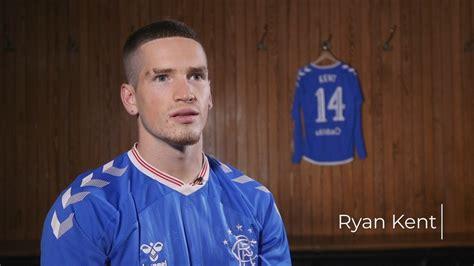 Rangers FC - FIRST INTERVIEW: Ryan Kent | RangersTV ...