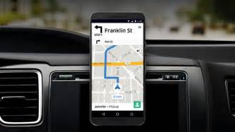 uber app android uber revs navigation for drivers now includes in app
