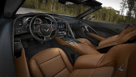 c7 corvette interior chevrolet corvette c7 stingray sports cars