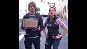 Daniela Ruah and Eric Christian Olsen #ThinkInsideTheBox ...