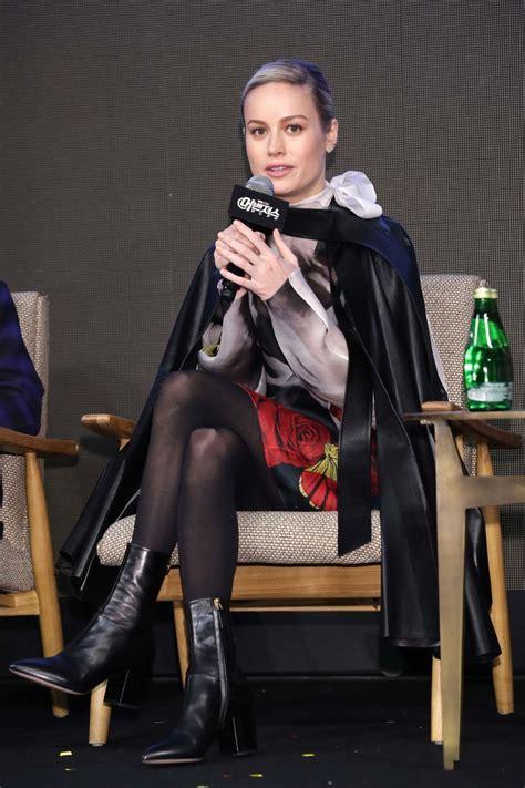 brie larson avengers endgame premiere seoul celebrityparadise hollywood