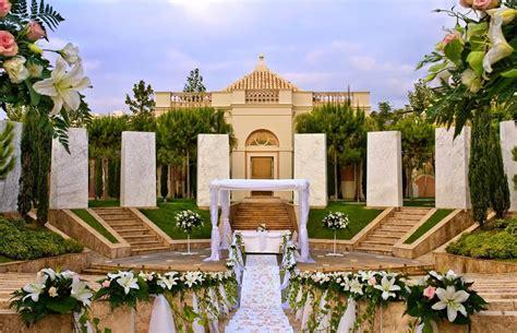 luxury palace hotel wedding venue