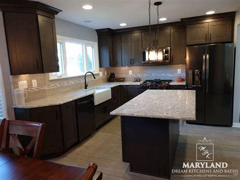 work kitchen remodeling job bel air md november