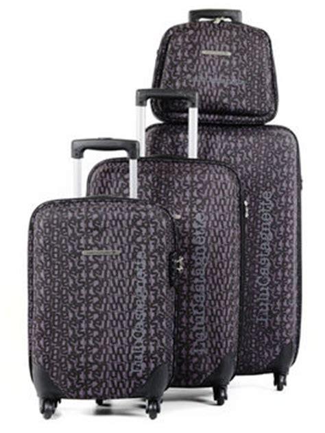ensemble de 3 valises et vanity lulu castagnette lsa pas cher