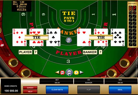 Casino Cruise Deposit Limit by High Limit Baccarat By Microgaming Free Baccarat
