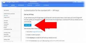 How to setup a Google Maps API Key for WordPress