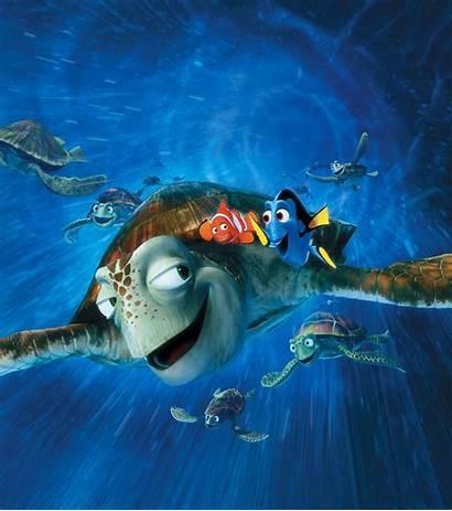 Nemo Finding Disney Fish Movies Animation Walt