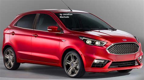 Ford Ka 2019 Facelift by Render Ford Ka 2019 Facelift Ka