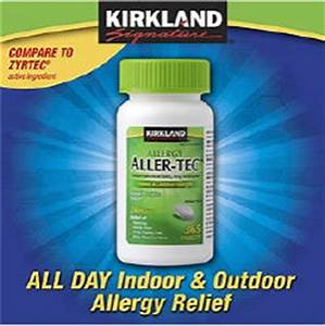 aller tec antihistamine 10mg tablets 365 tablets from With costco dog medicine