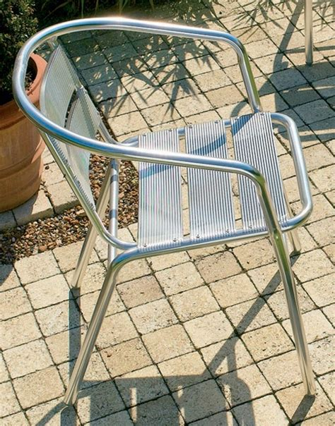 but chaises de cuisine chaise jardin aluminium photo 6 20 chaise de jardin en