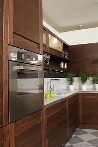 dark wood kitchens 1210