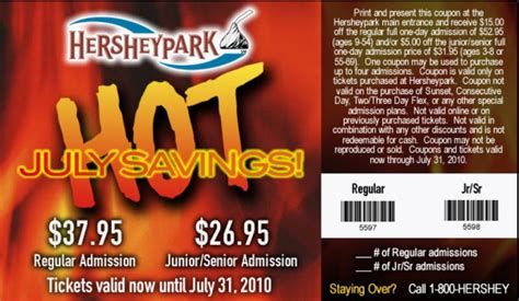 17854 Hershey Park Discount Code by Hershey Park Coupon Codes 2018 Amadeus Coupon Status Codes