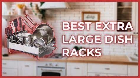 extra large dish drying rack  dish racks   youtube