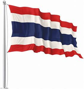 Thailand Waving Flag PNG Image | Gallery Yopriceville ...