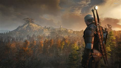 Witcher 3 Landscape Wallpaper The Witcher 3 Wallpaper 30 Wallpapers Adorable Wallpapers
