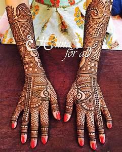 Bridal Full Hand Mehndi Design - Best Mehndi Design 2017 ...
